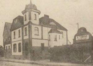 Dom Antoniego Tabaki