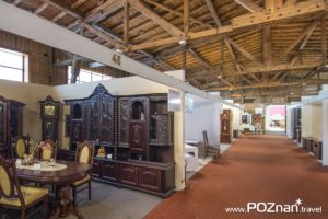 Salon Meblowy Stolarzy Swarzędzkich dawny Rzemieślniczy Pawilon Meblowy, ul. Wrzesińska 41