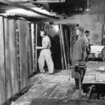 Zakład stolarski (lata 50. XX w.)(fot. Archiwum Swarzędzkiego Cechu Meblowego)